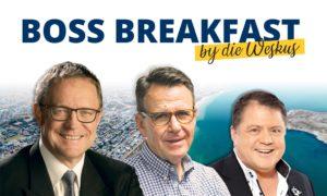 Boss Breakfast | Weskus